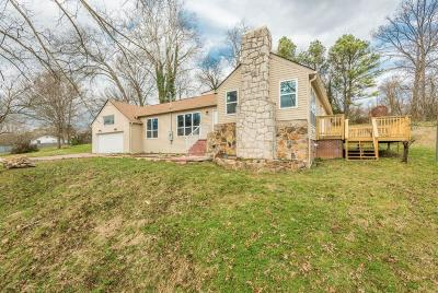 Knoxville Single Family Home For Sale: 3415 Boyds Bridge Pike