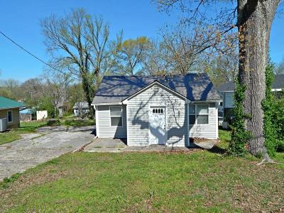 Knoxville TN Single Family Home For Sale: $59,900