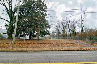 Knoxville Residential Lots & Land For Sale: 3508 Martin Luther King Junior Ave
