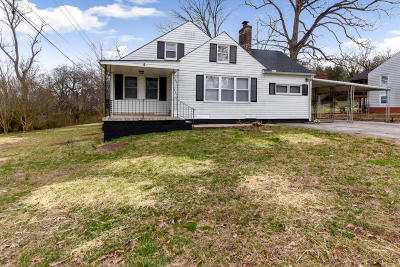 Knoxville Single Family Home For Sale: 2912 Glendale Rd