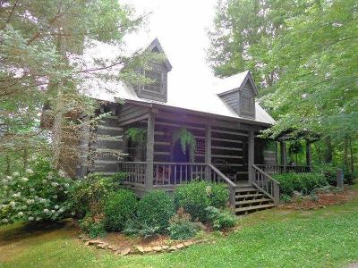 Single Family Home For Sale: 304 Settlers View Rd