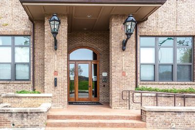 Knoxville Condo/Townhouse For Sale: 445 W Blount Ave #210