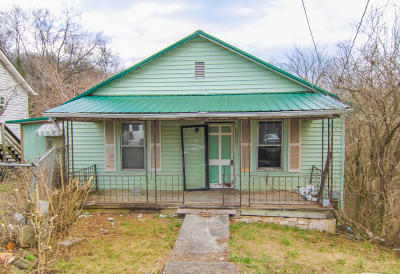 Knoxville TN Single Family Home For Sale: $35,000