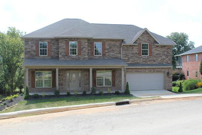 Maryville Single Family Home For Sale: 832 Royal View Drive