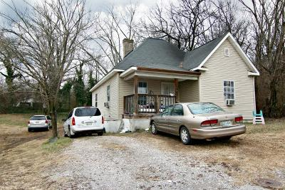 Knoxville TN Single Family Home For Sale: $42,400