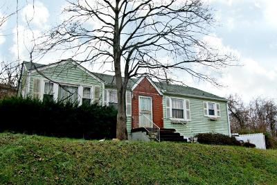 Knoxville TN Single Family Home For Sale: $64,400