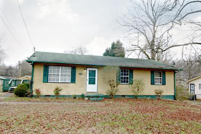 Knoxville TN Single Family Home For Sale: $74,400