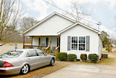 Knoxville TN Single Family Home For Sale: $79,700