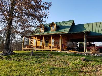 Madisonville Single Family Home For Sale: 119 Scenic View Road Rd