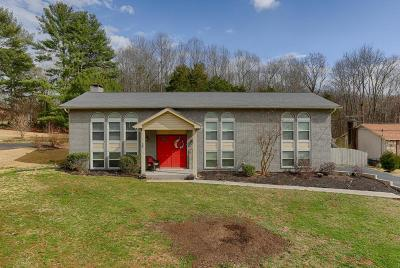 Knoxville TN Single Family Home For Sale: $207,000