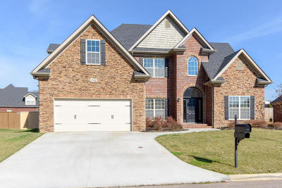 Knoxville Single Family Home For Sale: 2124 Muddy Creek Lane