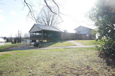 Maryville Single Family Home For Sale: 3508 E Lamar Alexander Pkwy Pkwy