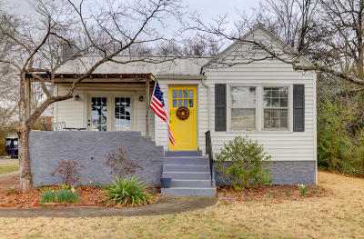 Knoxville Single Family Home For Sale: 2949 Buffat Mill Rd