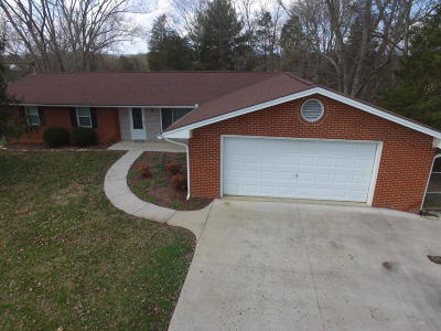 Knoxville Single Family Home For Sale: 3539 Cunningham Rd