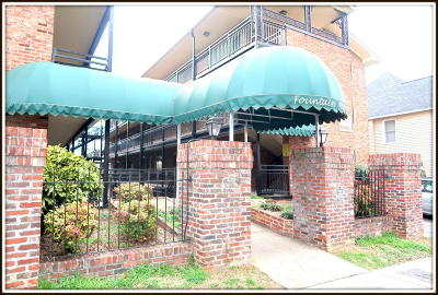 Knoxville Condo/Townhouse For Sale: 1509 Highland Ave #A404