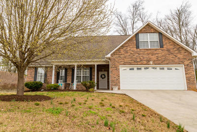 Knoxville Single Family Home For Sale: 8838 Spindlewood Lane