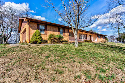 Knoxville Single Family Home For Sale: 7807 Texas Valley Rd