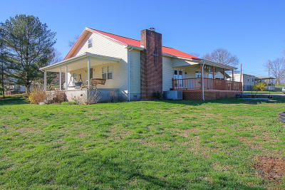 Lafollette Single Family Home For Sale: 110 Davis Rd