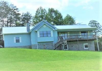 Single Family Home For Sale: 744 Dry Valley Rd Rd