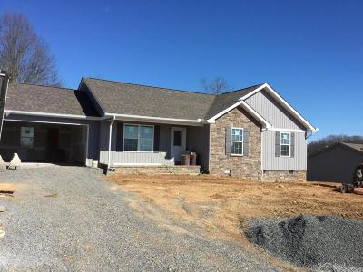 New Tazewell TN Single Family Home Sold: $147,900
