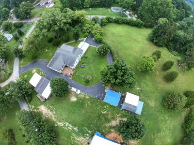 Powell Single Family Home For Sale: 1410 Foust Carney Rd
