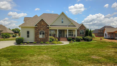 Maryville Single Family Home For Sale: 209 Wheatgrass Point Drive