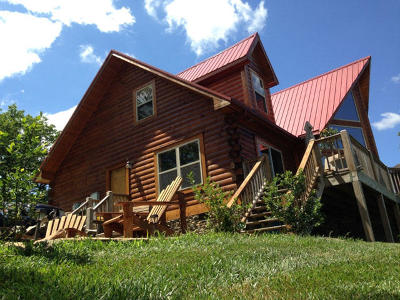 Duff Single Family Home For Sale: 307 Mt Cloud Tr