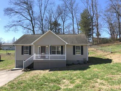 Lafollette Single Family Home For Sale: 108 Regan Lane