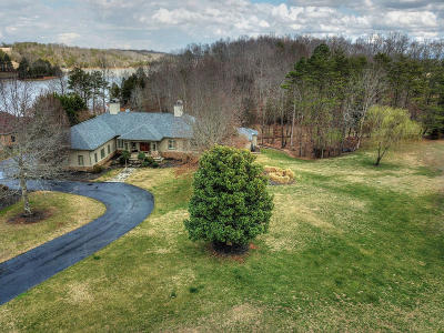 Vonore TN Single Family Home For Sale: $1,499,999
