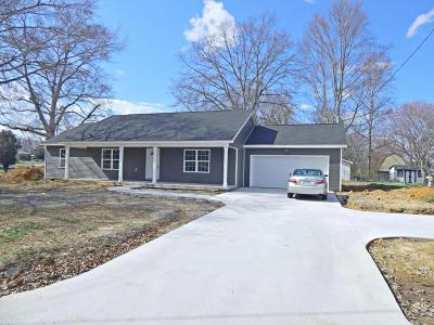 Maryville Single Family Home For Sale: 903 Grandview Drive