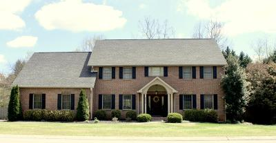 Maryville Single Family Home For Sale: 2510 Cross Creek Drive