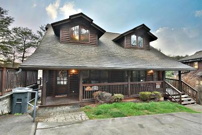 Pigeon Forge Single Family Home For Sale: 739 Golf View Blvd