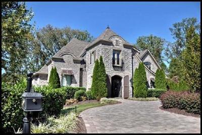 Grainger County, Hamblen County, Jefferson County, Knox County, Sevier County Single Family Home For Sale: 9329 Hidden Green Lane