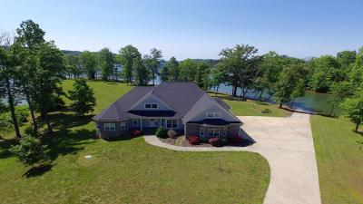 Meigs County, Rhea County, Roane County Single Family Home For Sale: 198 Piney Bay Lane