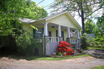 Maryville Single Family Home For Sale: 1308 E Broadway Ave