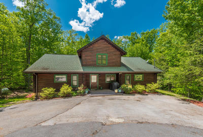 Gatlinburg Single Family Home For Sale: 606 Thatta Way Way