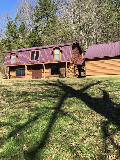 New Tazewell TN Single Family Home Pending: $138,500