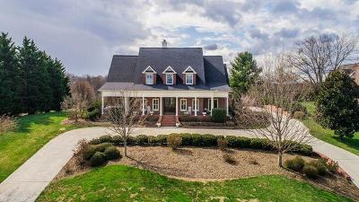 Knoxville TN Single Family Home For Sale: $1,325,000
