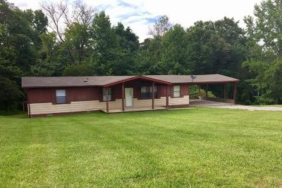 Cumberland Gap Single Family Home For Sale: 1400 Highway 63