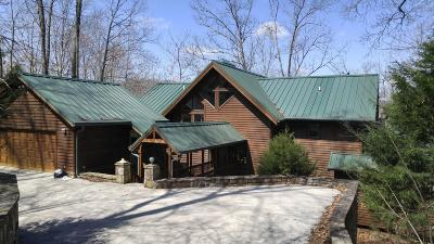 Anderson County, Campbell County, Claiborne County, Union County Single Family Home For Sale: 319 Deer Run Point