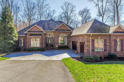 Knoxville Single Family Home For Sale: 3715 Deer Valley Way