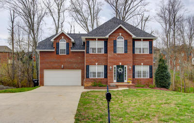 Powell Single Family Home For Sale: 6112 Cate Rd
