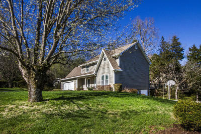 Oak Ridge Single Family Home For Sale: 100 Mallard Lane