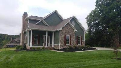 Oak Ridge Single Family Home For Sale: 94 Rolling Links Blvd