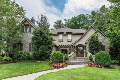 Knoxville TN Single Family Home For Sale: $1,595,000