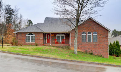 Maryville Single Family Home For Sale: 1043 St Johns Drive