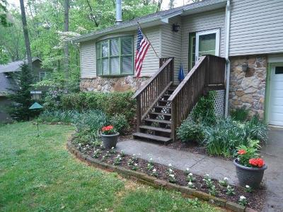 Norris Single Family Home For Sale: 125 Butternut Drive