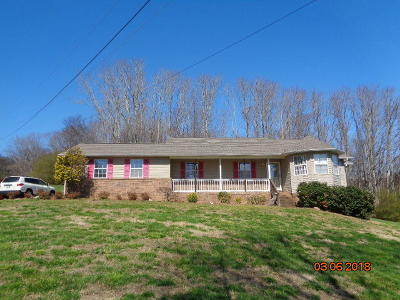 Blount County, Loudon County, Monroe County Single Family Home For Sale: 121 Inman Rd