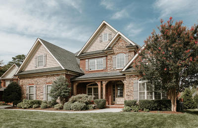 Knoxville Single Family Home For Sale: 8208 Landstone Way