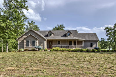 Friendsville, Greenback, Maryville Single Family Home For Sale: 1510 Fipps Lane